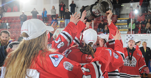 sso Cup National Female Midget Championship