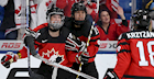 U.S. and Canada Battle for Women's Hockey Gold