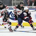 USA Defeats Canada for 2017 Women's World Gold