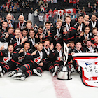 Around the WHL: Eleven WHL players help Canada win Hlinka Gretzky gold; Tigers deal White to ICE