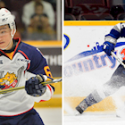This year's OHL crop of draft-eligible skaters working way into spotlight