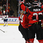 Women's National Hockey Team Takes Pre-Olympic Series Lead Over U.S.