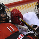 Canada Blanks Russia in Olympic Women's Hockey Opener