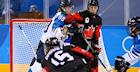 Canadian Women's Hockey Team Undefeated at Olympics