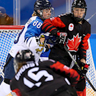 Canadian Women's Hockey Team Undefeated at Olympics