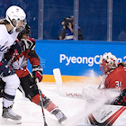 Nurse Nets Winner for Canadian Women's Hockey Team Over the U.S.