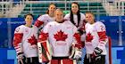 Badgers Go to Battle in Women's Olympic Hockey Final