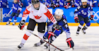 Shootout win ends U.S. women's hockey Olympic gold drought, dashes Canada's drive for five