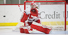 Wisconsin Badgers Goalie Ann-Renée Desbiens Wins 2017 Patty Kazmaier Award