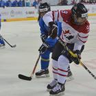 Women's Hockey Team Shuts Out Host Kazakhstan at Winter Universiade