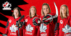 Poulin to Captain Canadian Women's Hockey Team at Olympics