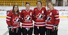 Team Canada Women Grab First 2017 Winter Universiade Win