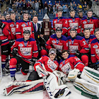 Team Cherry Atop the Cake at the Sherwin-Williams CHL/NHL Top Prospects Game