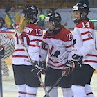 Canada Women Remain Undefeated at 2017 Winter Universiade