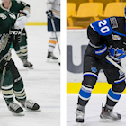 CJHL Cross-Canada Talent at NHL Draft: Bernard-Docker, Tychonick, McBain, Demin, Manderville