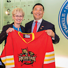 CWHL Announces Expansion Team China's Kunlan Red Star