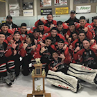 Foothills and Leduc Clash for Midget AAA Championship