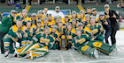 Knights Blank Top-Ranked Badgers In NCAA Women's Frozen Four Final