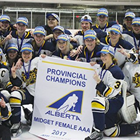 Two Inaugural AFHL Provincial Championships Decided in Close Games