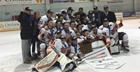 Lloydminster Bandit Pipeline Bobcats sweep Alberta AAA Midget Finals