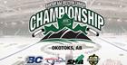 Western Canadian Bantam Championships begin in Okotoks