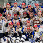 Whitby Wildcats Win 2017 OMHA Minor Midget Championship on Home Ice