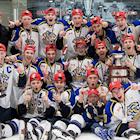 Whitby Wildcats Win 2017 OMHA Minor Midget Championship on Home Ice