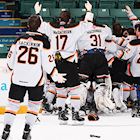 East Sweeps Medals at 2017 Telus Cup