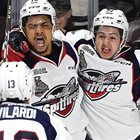 Surging Spitfires Reach Memorial Cup Final with 4-2 Win Against Erie
