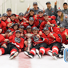 GTHL Captures Third Straight OHL Gold Cup