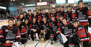 Canada-Russia Series team QMJHL