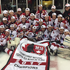 Ontario Red Four-Peat as National Women's U18 Champions