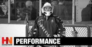 goalie performance