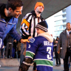 Game on! It's minor hockey time in B.C.