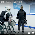 Joey Ali on Key Goalie Eye Tracking Technique #3: Vision Checking