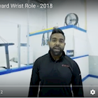 Joey Ali on Mastering the Goalie Inward Wrist Role