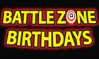 Spotlight on Battle Zone Birthdays