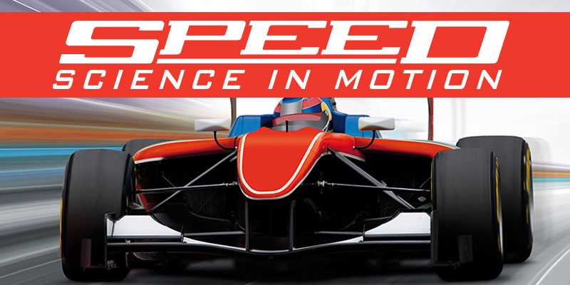 SPEED: Science in Motion - Mayborn Museum Complex