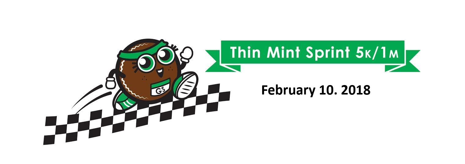 3rd Annual Waco Thin Mint Sprint