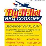FlyNHot BBQ CookOff -  Draughon-Miller Central Texas Regional Airport