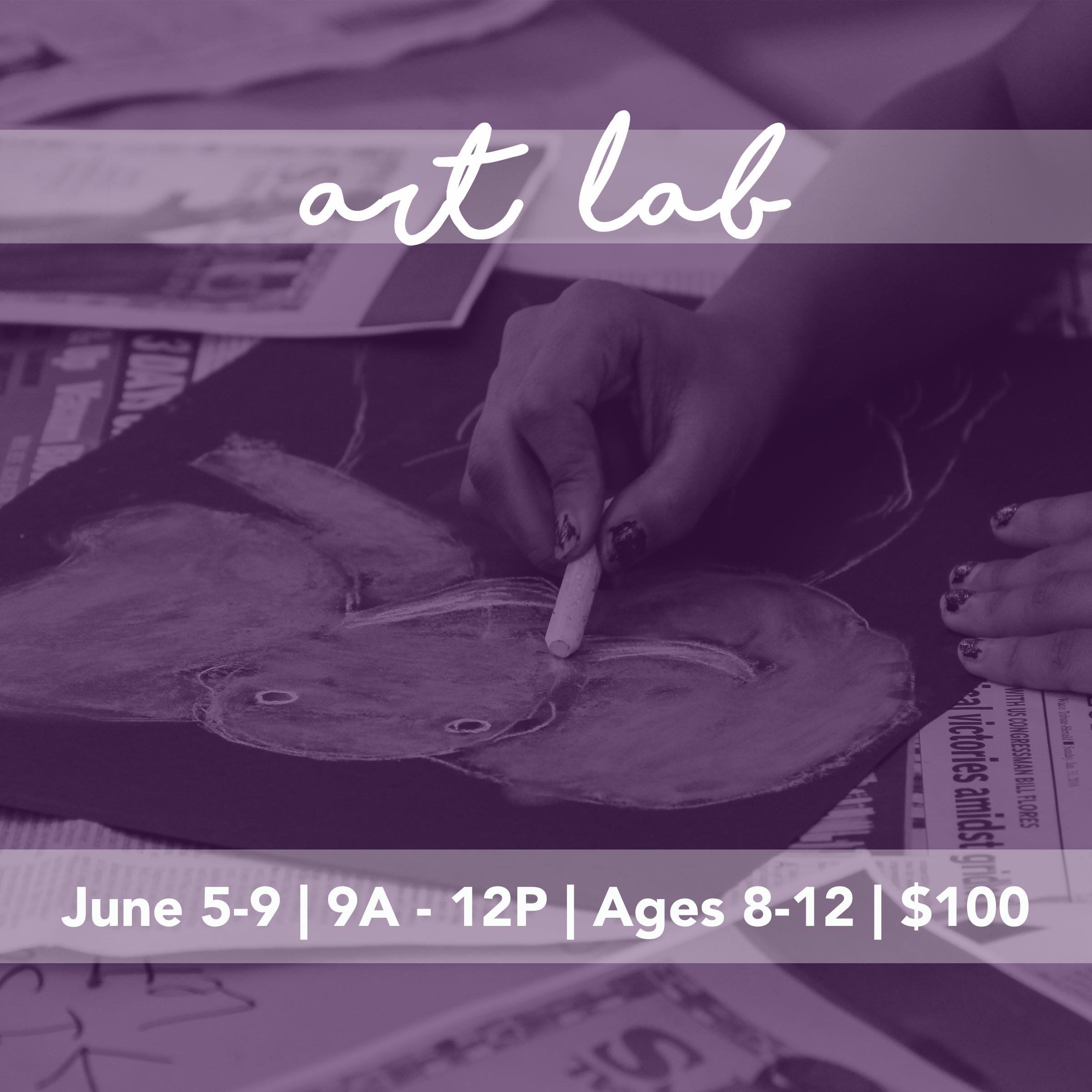 Art Lab - The Art Center of Waco