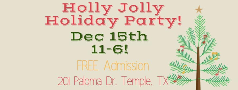 Holly Jolly Holiday Party - Impact Therapy Solutions