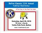 11th Annual Kiwanis Turtle Festival -Yettie Polk Park