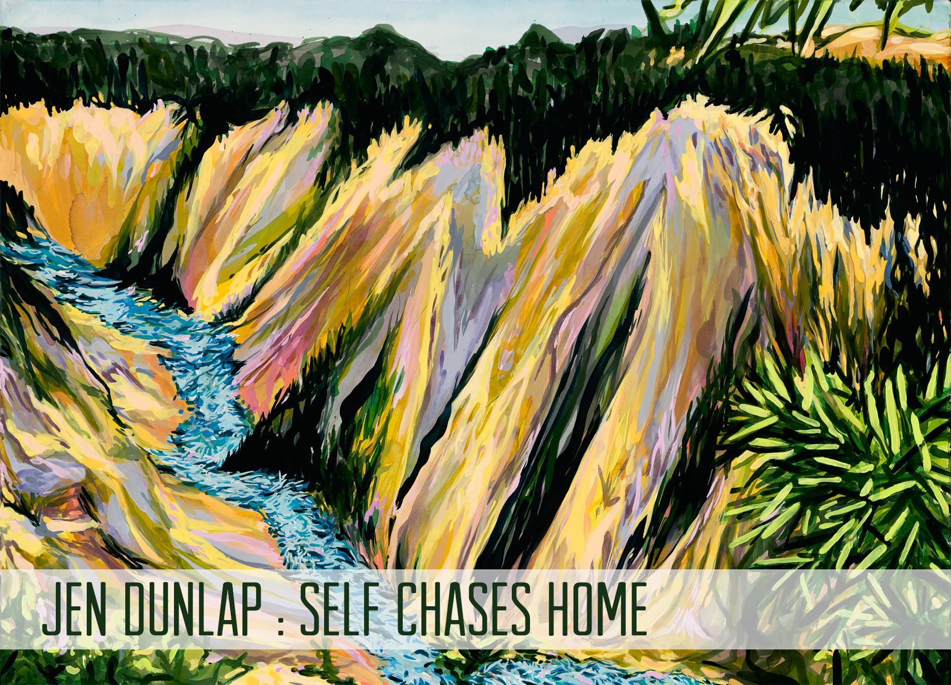 Self Chases Home Art Exhibit