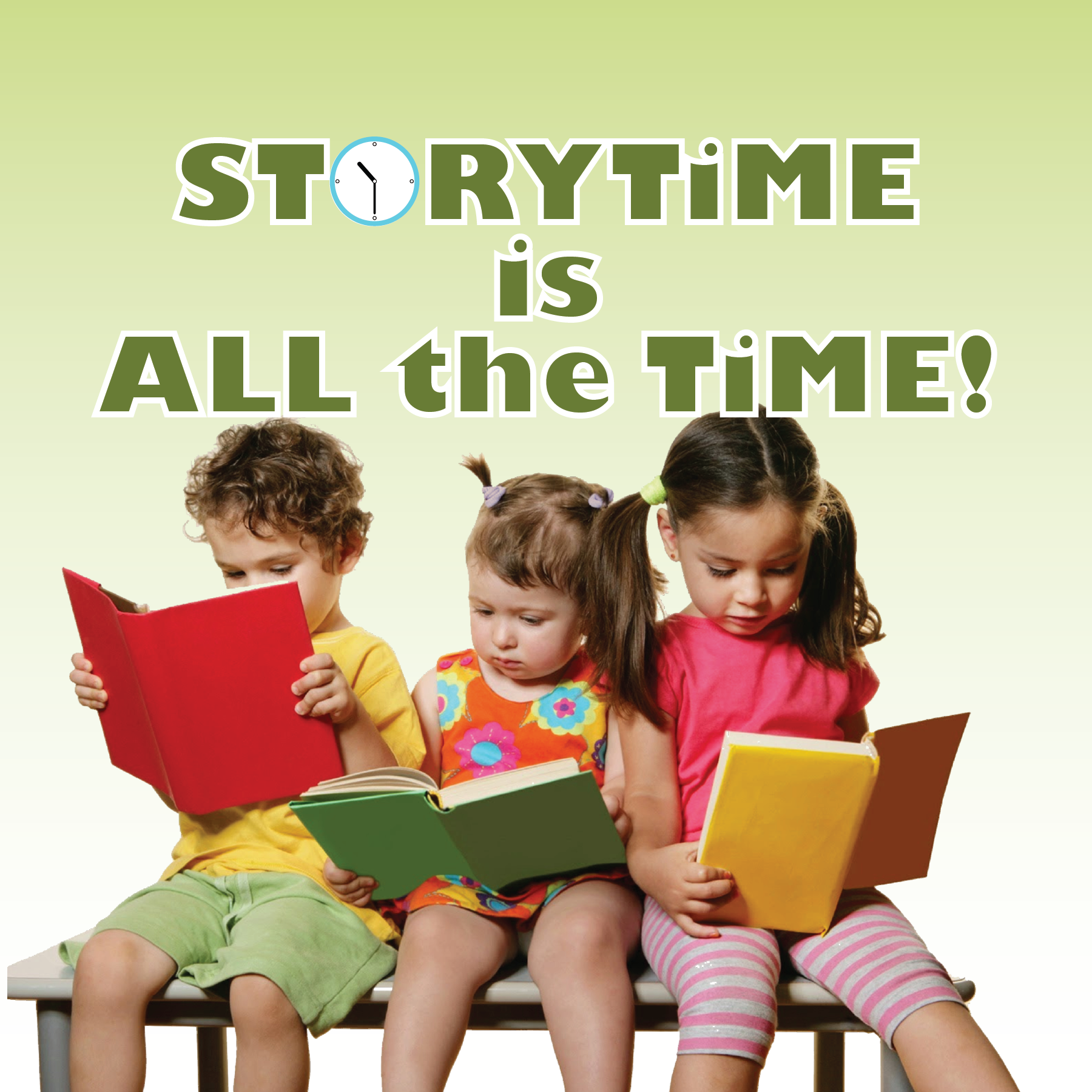 Preschool Story Time - West Waco Library