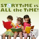 Preschool Storytime - East Waco Library
