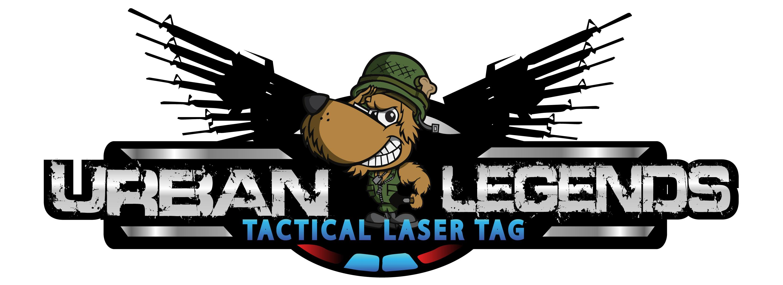 Urban Legends Tactical Laser Tag