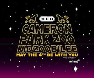KidZoobilee - Cameron Park Zoo