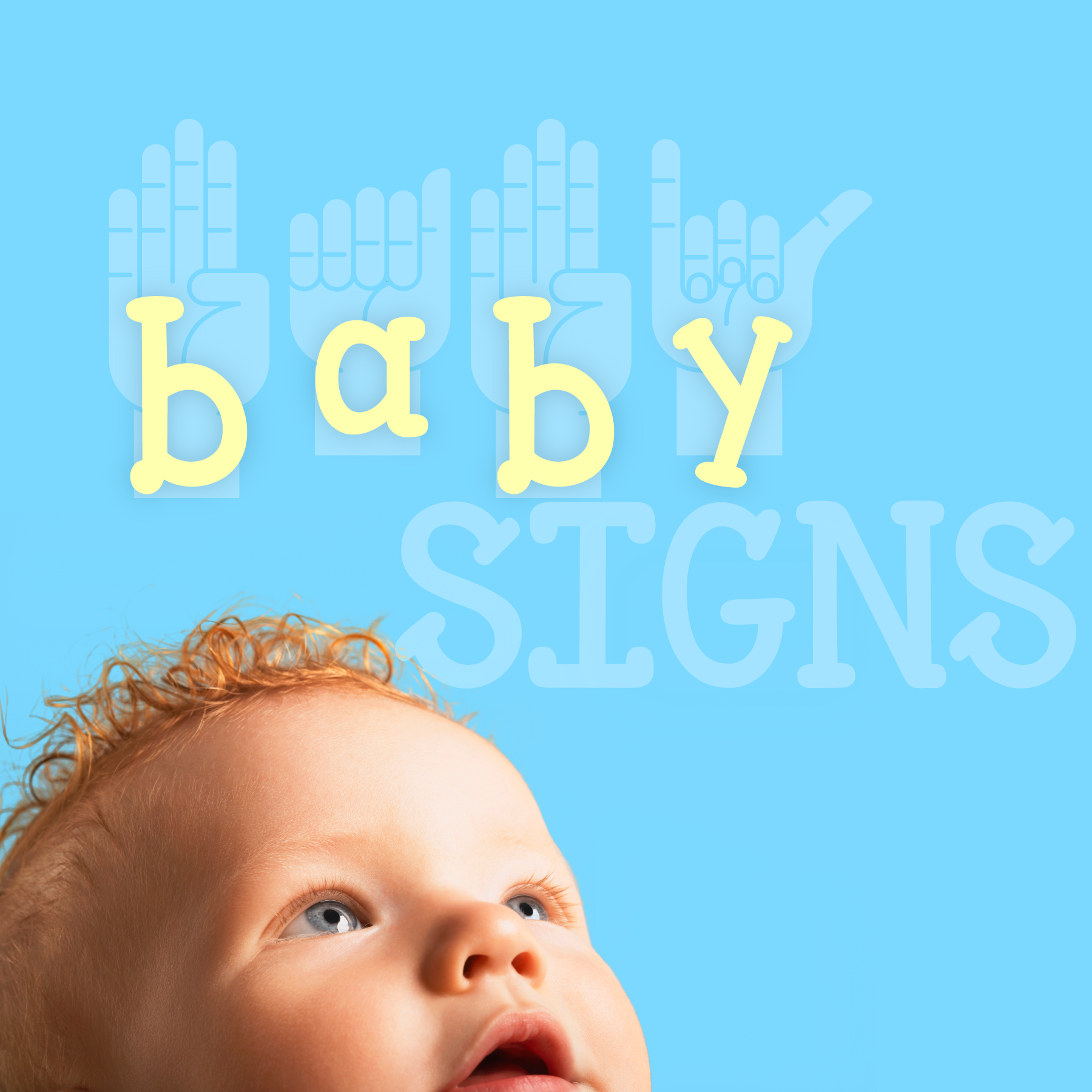Baby Signs - Central Library Waco