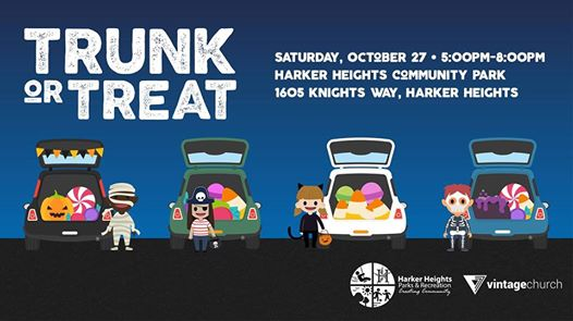 Trunk or Treat - Harker Heights